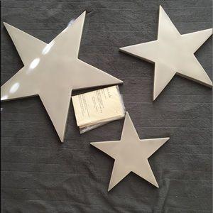 Pottery Barn Stars